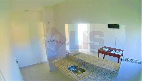 Apartamento Kitnet ,novo, A 100m Da Praia Martim De Sá . - Ap00573 - 32027320