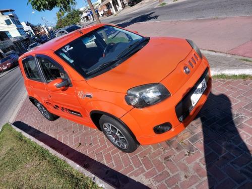 Imagem 1 de 8 de Fiat Uno 2012 1.4 Sporting Flex 5p