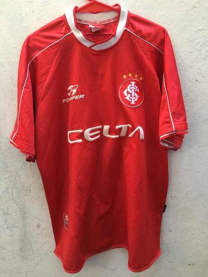 Camiseta Titular Inter De Porto Alegre
