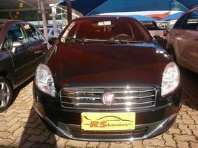 Fiat Linea Absolute 1.8 Dual 2015 Preta Flex