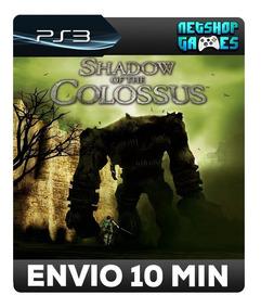 Shadow Of The Colossus - Psn Ps3 - Promoção - Pronta Entrega