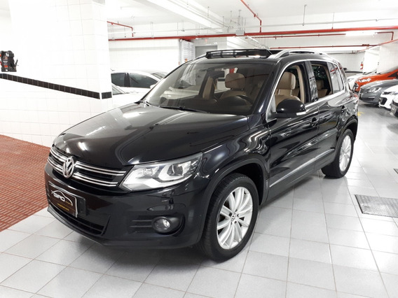 Vw Tiguan 2.0 Turbo 2013 Teto Caramelo Start Led Park Assist