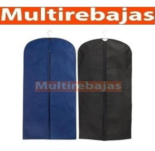 Funda Porta Traje Cubre Y Proteje Su Ropa De Polvo Y Humedad