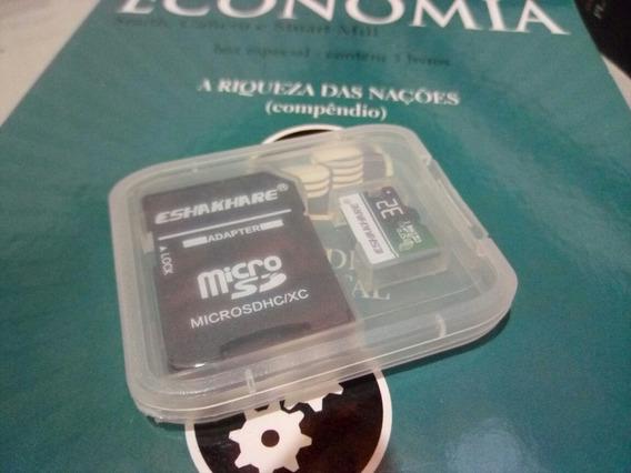 4x Cartão De Memória 32gb Micro Sd