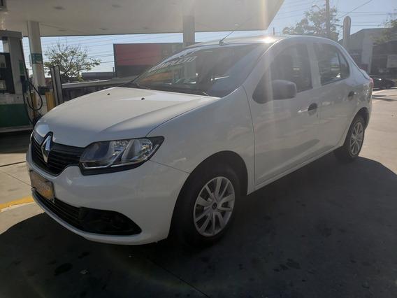 Renault Logan 2018 Completo 1.0 Flex 26.000 Km Muito Novo