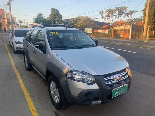 Fiat Palio Weekend 1.8 16v 4p Flex Adventure