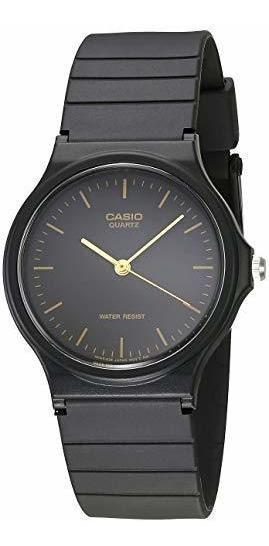 Reloj Casio Hombre Mq24-1e Resina Negro