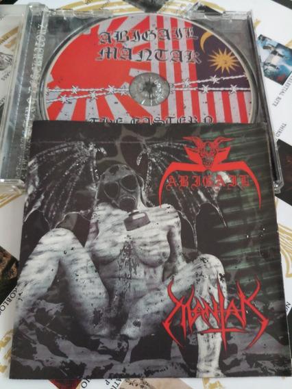 Abigail / Mantak - The Eastern Desekratorz¿