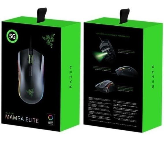 Mouse Gamer Razer Mamba Elite 5g 16000 Dpi