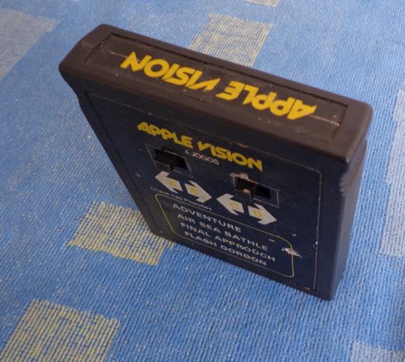 Cartucho 4 Jogos Para Atari 2600: Escolha Os 4 Jogos