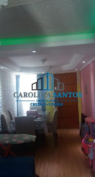 Apartamento Na Cidade Tiradentes !! - 4073