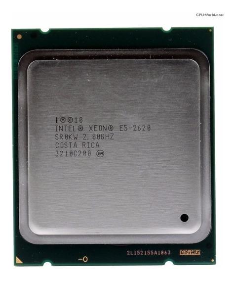 Intel Xeon E5-2620 15m 2.00 Ghz 7.2gt Lga2011 Z820 X3550 M5