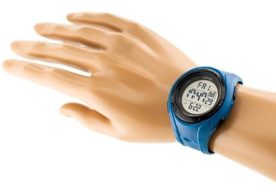 Relógio Skmei Digital 1313 Original - Azul