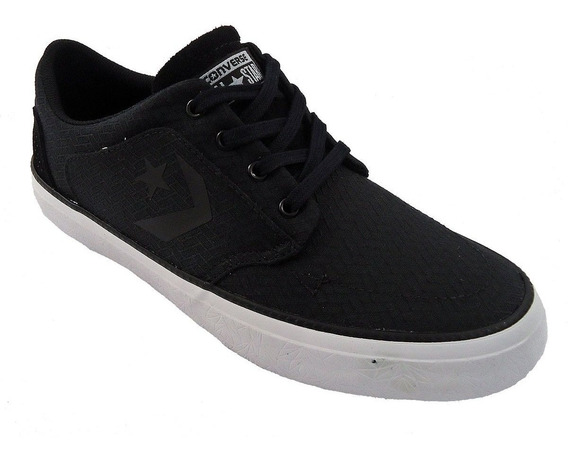 Tenis All Star Converse Lapa Casual Adulto Preto - Original