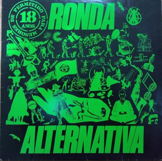 Lp Ronda Alternativa Coletanea Punk