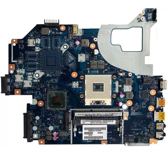 Placa Mãe C/ Proc. Dual Core B830 Notebook Acer E1-531