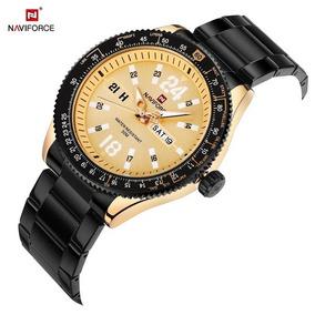Relógio Naviforce Original Masculino Esportivo Presente Top!