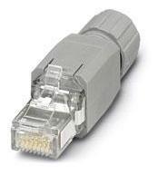 Conector Enchufable Rj45 Phoenix Contact Vs-08-rj45-5-q/ip20