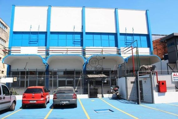 Galpão Comercial Para Locação, Limão, São Paulo. - Ga0009
