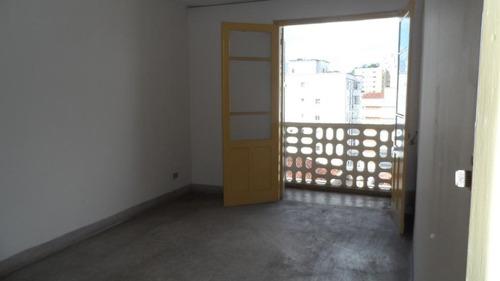 Apartamento Com 1 Dormitório À Venda, 64 M² Por R$ 159.000,00 - Centro - São Vicente/sp - Ap4863