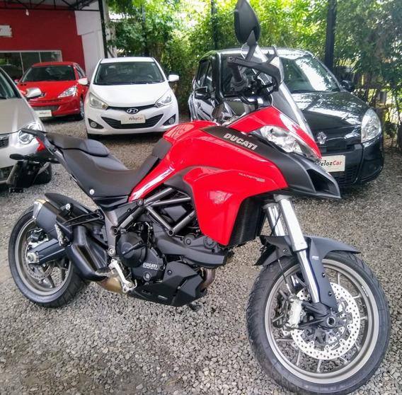 Ducati Multistrada, 950cc, 2018/2018, Único Dono