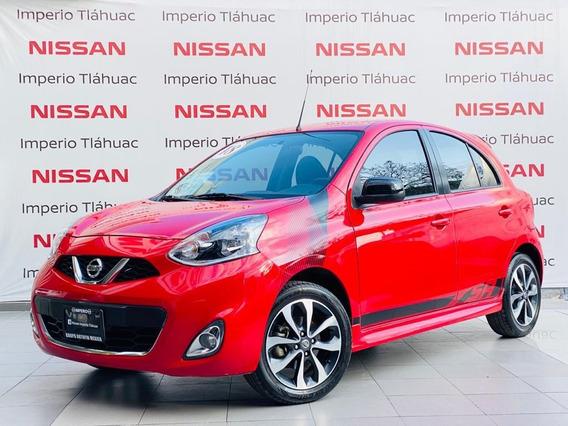 Nissan March Sr 18 Como Nuevo, Pregunta Por Tu Crédito!! S