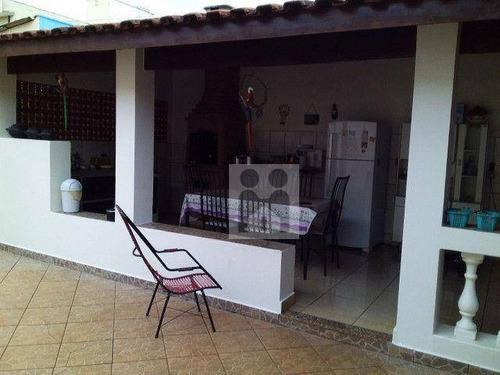 Casa Com 3 Dormitórios À Venda, 228 M² Por R$ 380.000 - Jardim Paulistano - Ribeirão Preto/sp - Ca0999