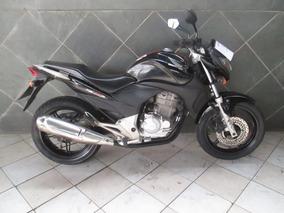 Honda Cb 300 Preta 2010