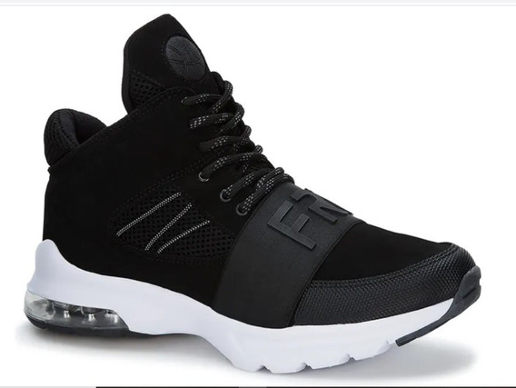 Tenis And Fit Deportivo Negro 2679167 E-20