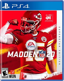 Madden Nfl 20 Superstar Edition Ps4 Delivery Stock Ya