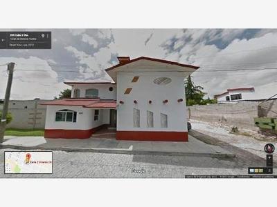 Casa Sola En Venta Tecali De Herrera