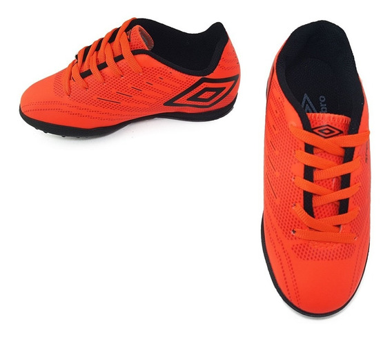 Chuteira Infantil Menino Umbro Society Speed Ref:of81049