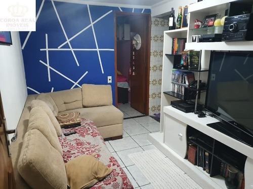 Imagem 1 de 17 de Apartamento - Ap00488 - 68980086