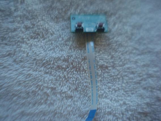 Sensor E Botão Power Impressora C3180