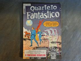 Quarteto Fantástico 1 Ebal 1970 Estréia Original Fret Grátis