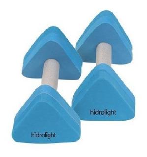 Halter Hidroginástica Hidro Piscina Piramide 1 Kg Hidrolight