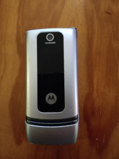 Celular Motorola W375 . Usado. Para Reparar. Personal