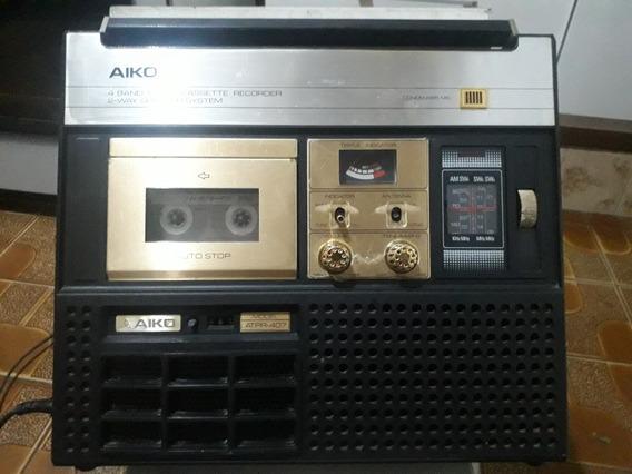 Rádio E Tape-deck Atpr-4107 Aiko