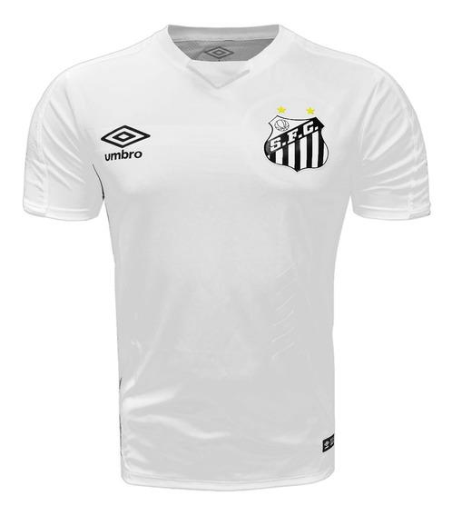 Camiseta Santos Brasil Umbro Titular Original