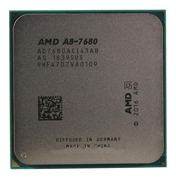 Procesador AMD A8-Series A8-7680 4 núcleos