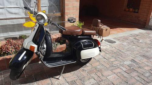 Moto Con Hermoso Diseño Clásico,  Te Encantara.