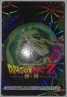 Lote De 19 Cartas De Dragon Ball Z Batalla De Los Dioses