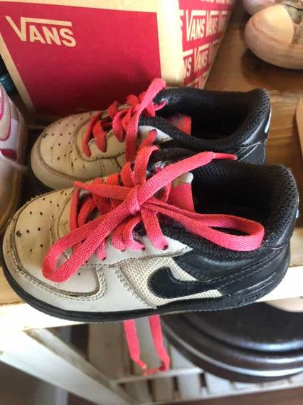 Nike Air Forcé 1 Niña