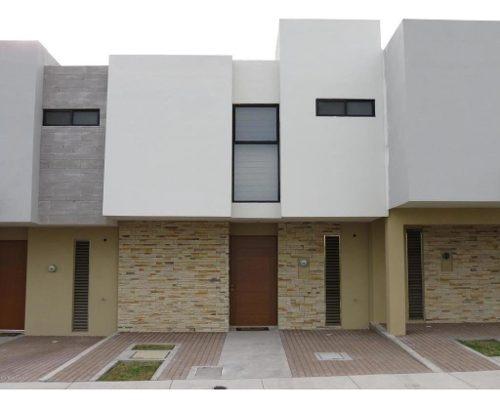 Casa En Renta En El Refugio, Queretaro, Rah-mx-20-885