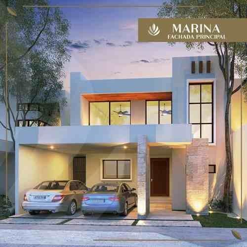 Casa En Venta Privada Amara, Santa Gertrudis Copó (mod. Marina)