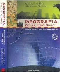 Geografia Geral E Do Brasil Eustáquio De Sene