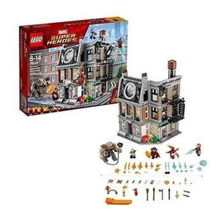 Lego Marvel Super Heroes Avengers: Infinity War Sanctum