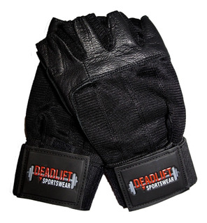 Guantes Para Pesas, Con Canillera, Hombre & Mujer. Gym