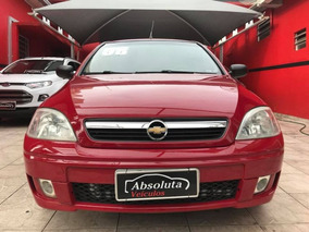 Chevrolet Corsa Maxx 1.4 2008 Vermelho Flex