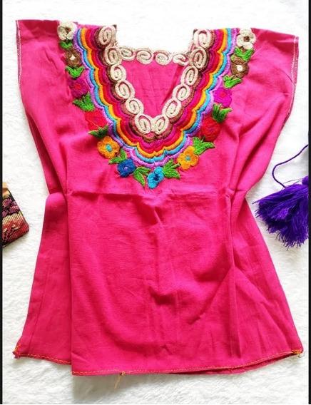 Blusas Artesanales Altos De Chiapas